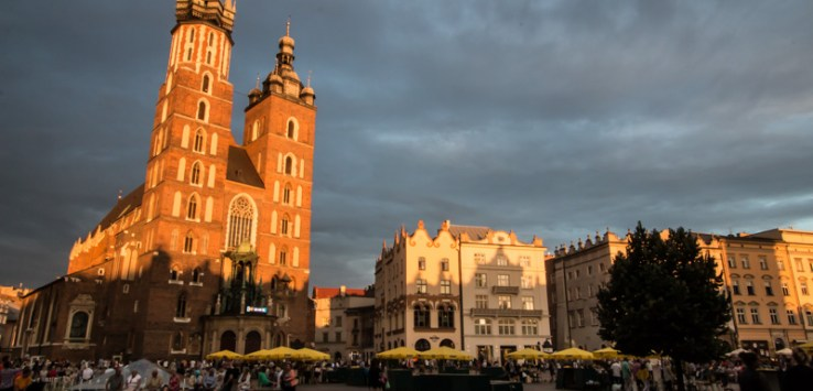 St Mary's Cathedral, Krakow
