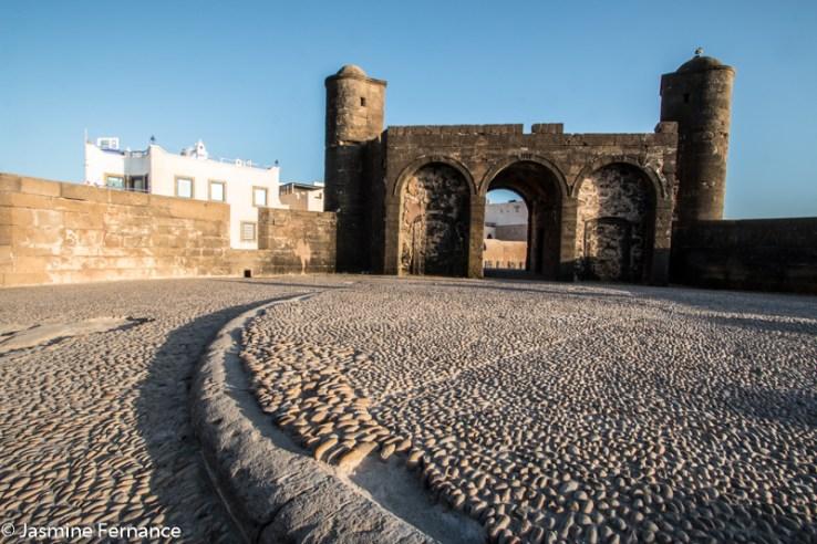 The fort of Essaouria