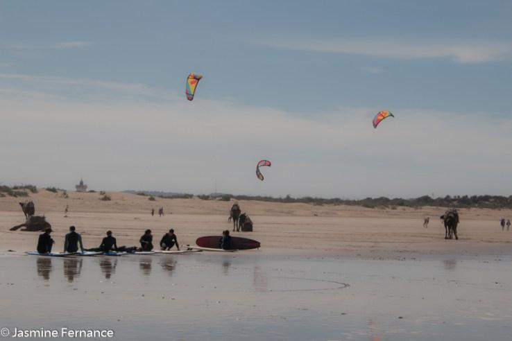 Essaouria beach