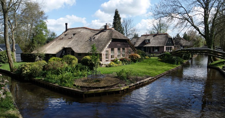 A Day in Giethoorn