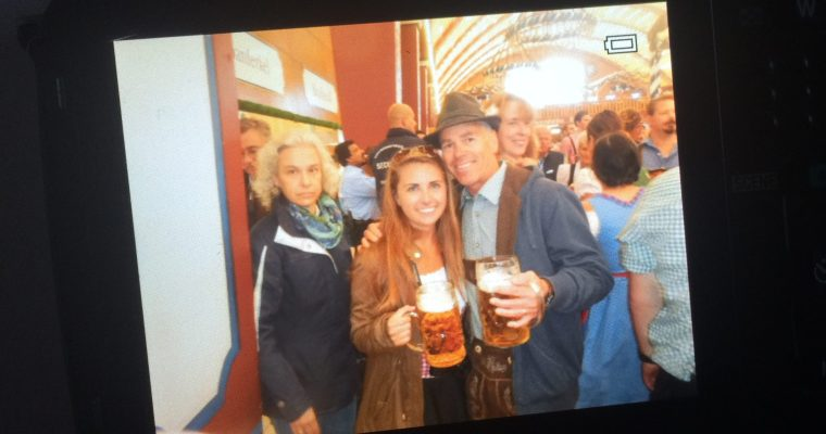 Weekend Getaway: Oktoberfest in Munich!