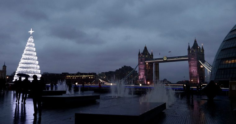 Weekend Getaway: London