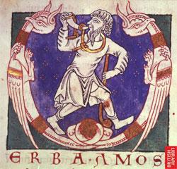The prophet Amos.