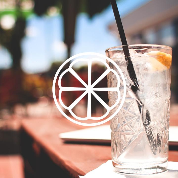non alcoholic summer drink