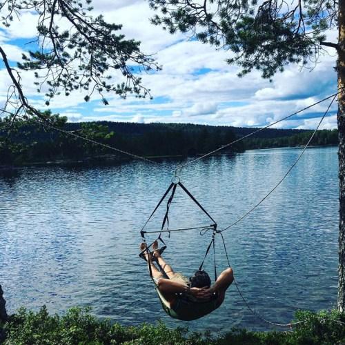 ENO Lounger Hanging Chair