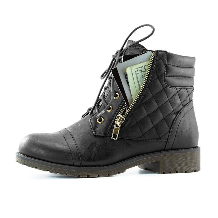 Money Pocket Bootie