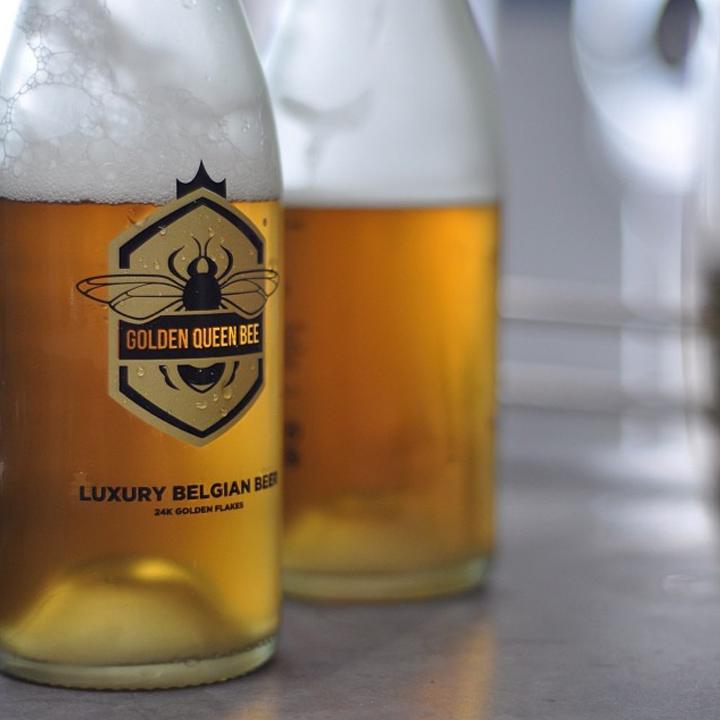 Golden Queen Bee beer