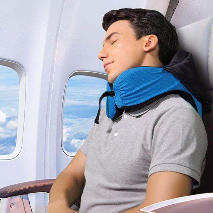 LANGRIA travel pillow