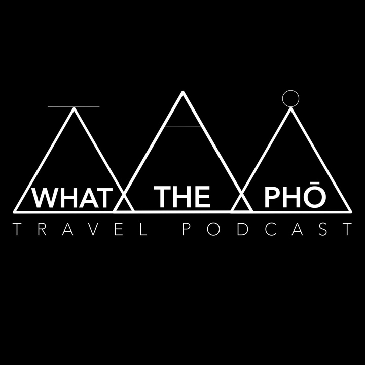 What The Pho podcast