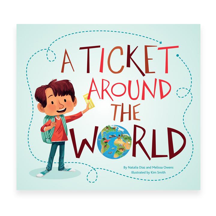 Ticket Around The World