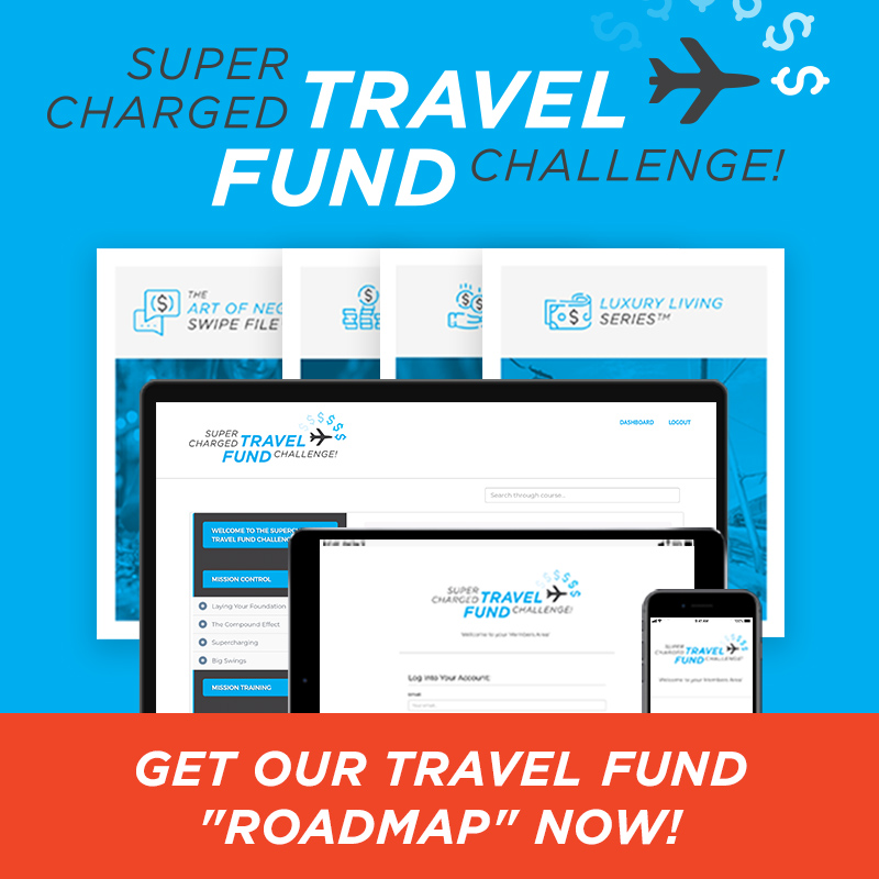 how to build a travel fund