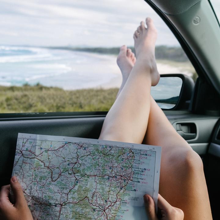 travel regionally