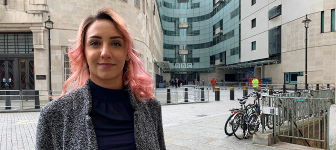 A Day In The Life Of… Mina Joshaghani, Broadcast Journalist at the BBC