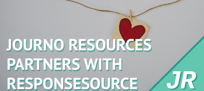 Journo Resources Partners With ResponseSource After Exciting Speed Dating Event