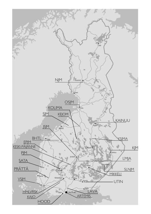 sjml-seurakartta