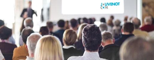 Conférences, keynotes et apartitions publiques de Bertrand Jouvenot