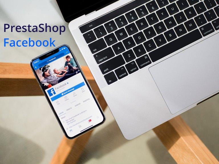 plug-in gratuit Facebook de PrestaShop