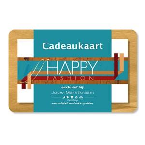 Cadeaukaart FF Happy Fashion