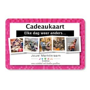 Cadeaukaart Jouw Martkraam Ouddorp