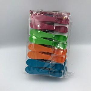 Plastic wasknijper