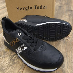 Sergiotodzi sneakers zwart