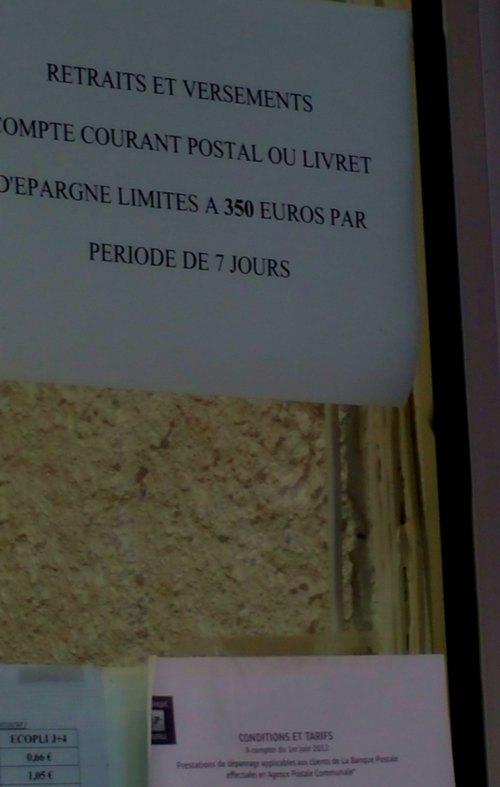 La Banque Postale En Manque Cruel De Liquidites Le Blog De La