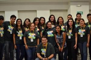 Servidores y Ujieres durante el Congreso