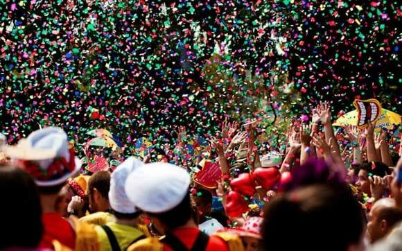 É pecado pular Carnaval?