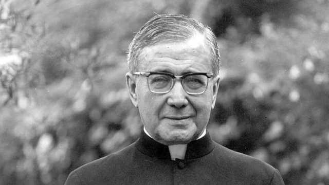 JoseMaría Escrivá de Balaguer - Fundador do Opus Dei (Obra de Deus)