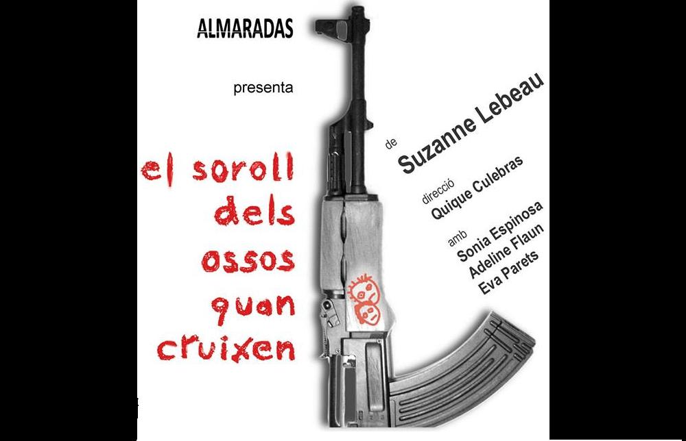 El soroll dels ossos quan cruixen - Almaradas