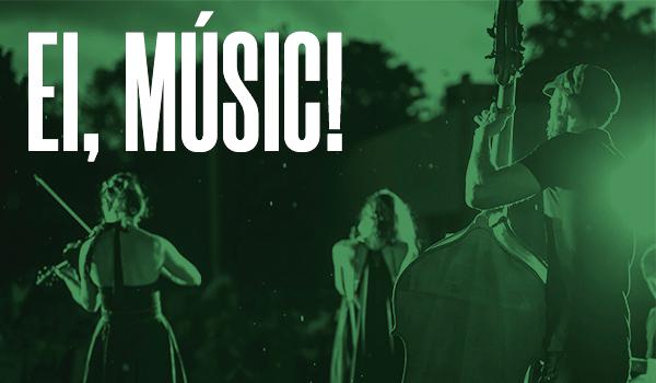 Si ets músic, CaixaForum pot ser el teu escenari
