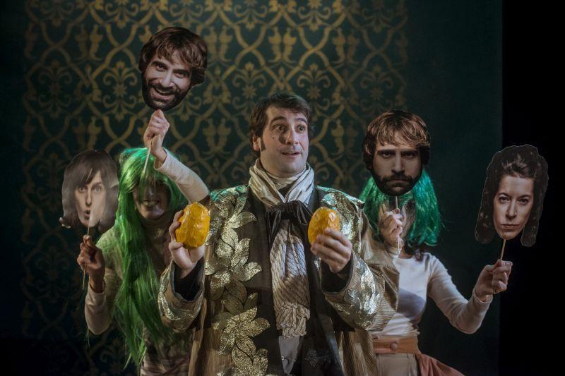 """Crítiques: """"La Mascarada"""" d'Els Pirates Teatre"""