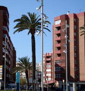 Plaza Alicante - Cartagena (Murcia)