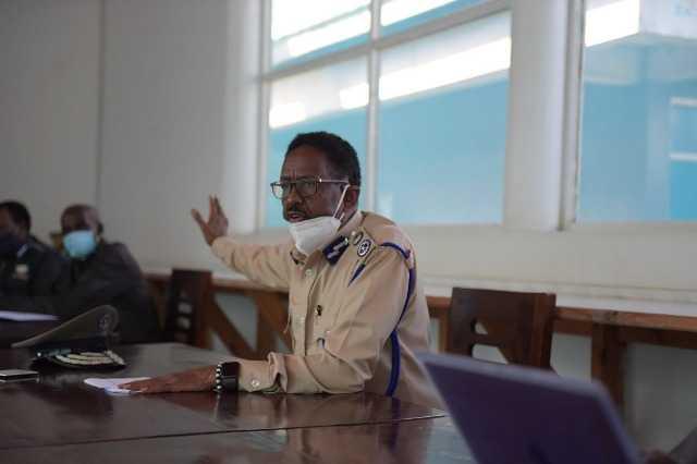 general xijaar iyo ambassador madeira oo ka wadahadlay amniga doorashooyinka