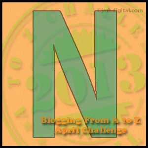 a-to-z-letters-n