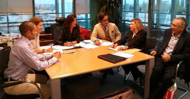Asociación Joyas de Autor - Reunión Madrid Joya 2014_10_14