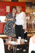 Laura Márquez y Liane Katsuki en Madrid Joya 2014 -- Asociación Española Joyas de Autor
