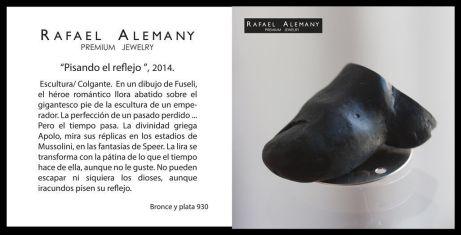 Rafael Alemany Premium Jewelry - Pisando el reflejo