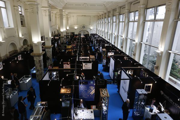 © Antwerp Diamond Trade Fair