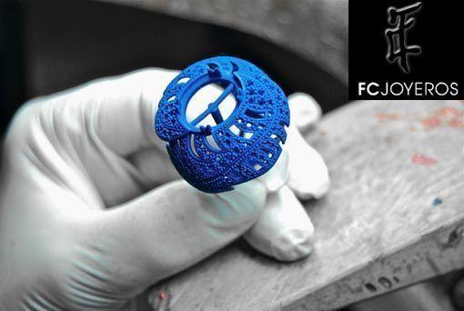 FC Joyeros - Muestra de impresión 3D