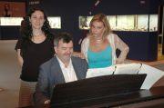 AJA - Madrid Joya 2015 - Pianista en Espacio Autor
