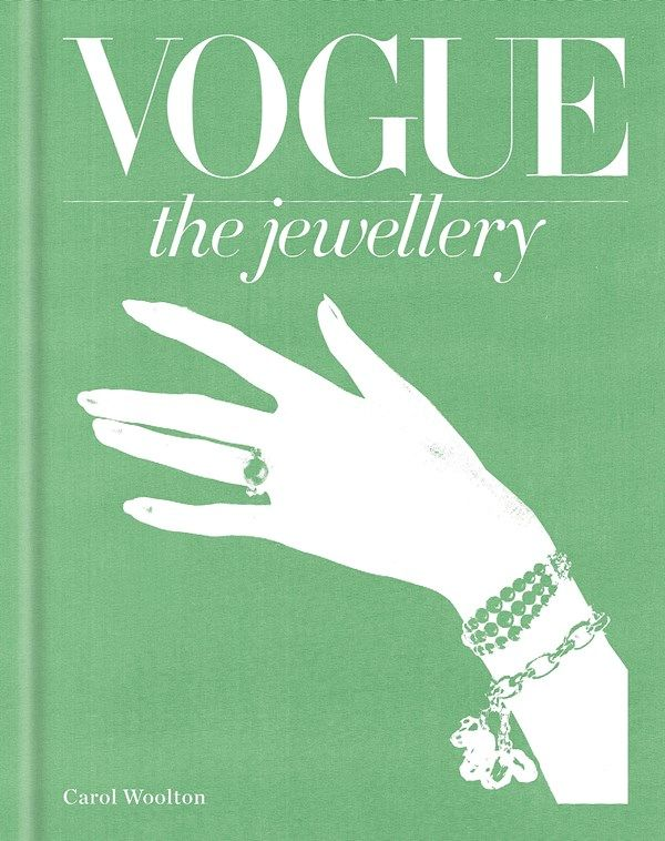 """Vogue - The Jewellery"" por Carol Woolton"