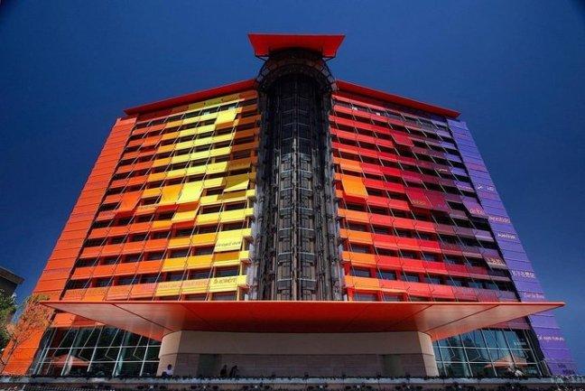 Hotel Puerta de America - Desfile Inclusión y Moda
