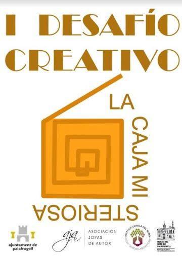 """I Desafío Creativo """"La Caja Misteriosa"""" - Joyería de Autor - 2019"""