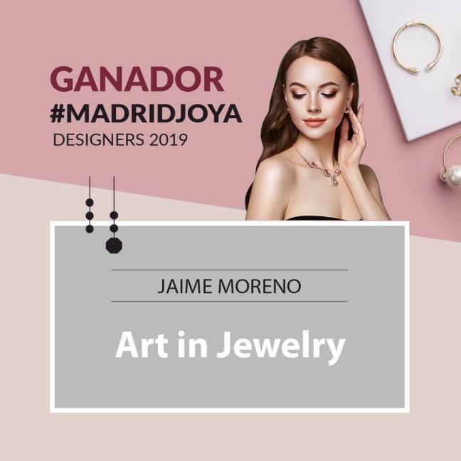 Jaime Moreno - MadridJoya Designers 2019
