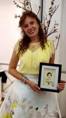 Laura Márquez - Galardón XX Aniversario G&T