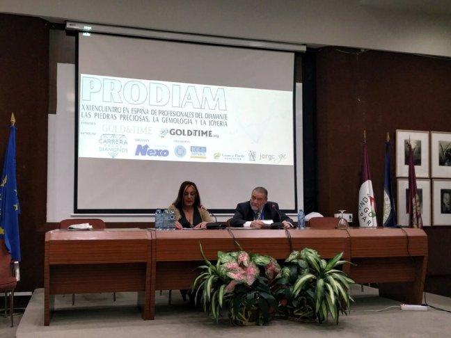 Conferencia de Marian Jaen en Prodiam 2019