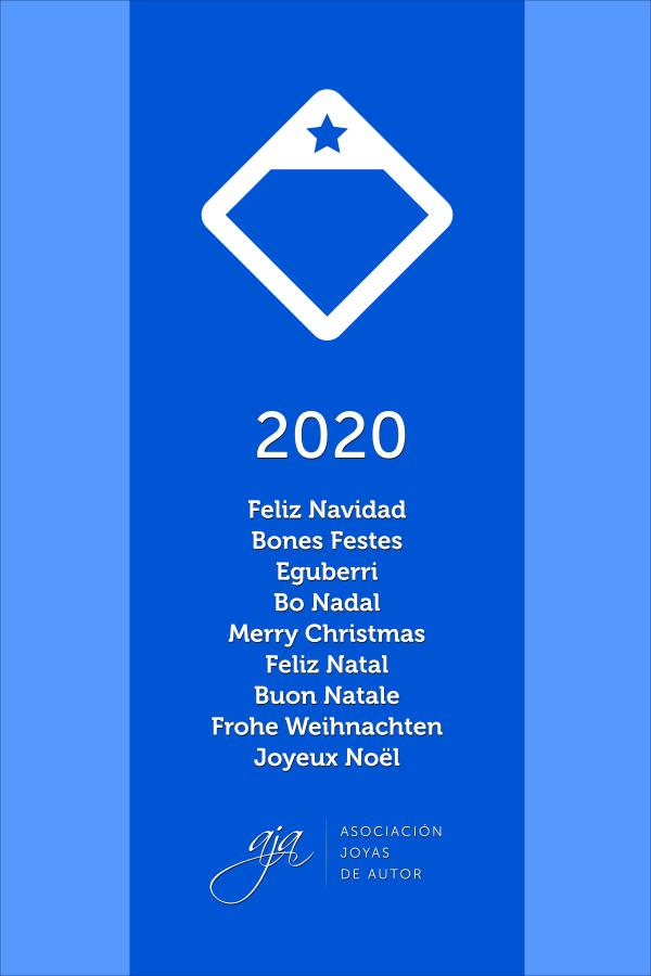 Felicitación navideña AJA 2020