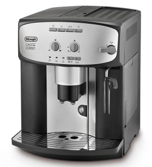 Delonghi CAFFE CORSO Bean to Cup Coffee Machine ESAM2800