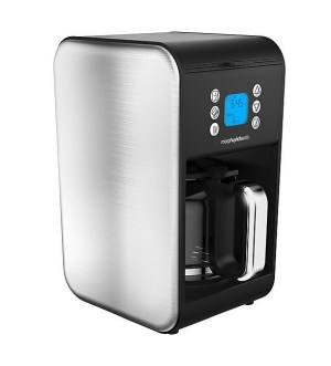 Morphy Richards Accents Stainless Steel Filter Coffee Maker 162010*